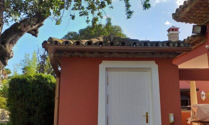¿Se pueden pintar los canalones pluviales? - OTM Sistemas