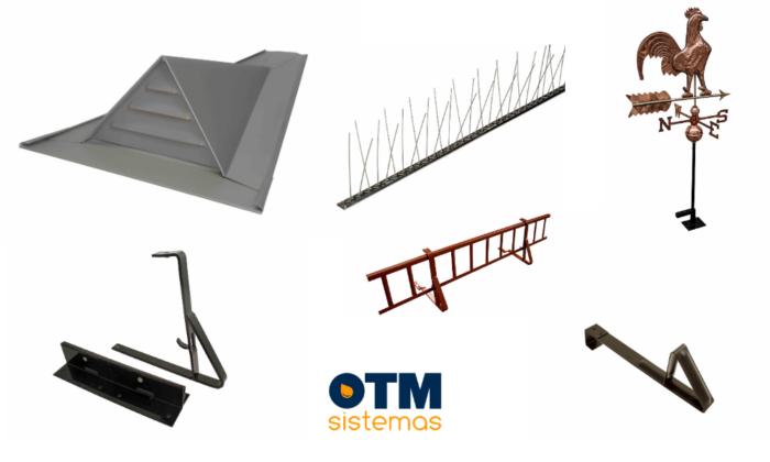 Accesorios para cubiertas de OTM Sistemas